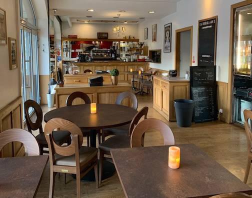 Le Restaurant - La Nouvelle Renaissance - Saint Maximin la Sainte Baume